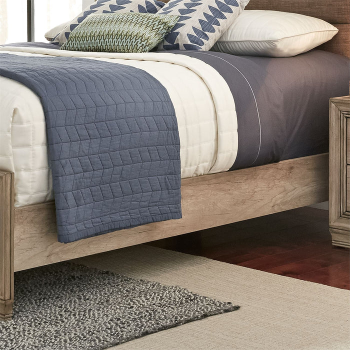 Liberty Furniture | Bedroom King Uph Bed in Richmond Virginia 6394