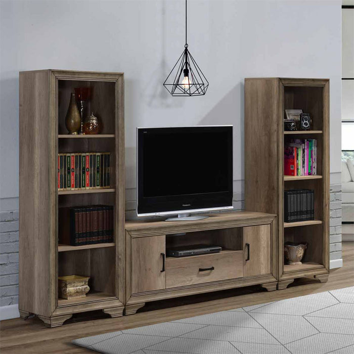Liberty Furniture | Entertainment Center With Piers in Lynchburg, Virginia 7636