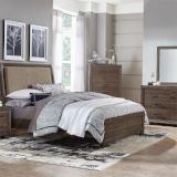 Liberty Furniture | Bedroom Full Uph 3 Piece Bedroom Set in Lynchburg, Virginia 6346