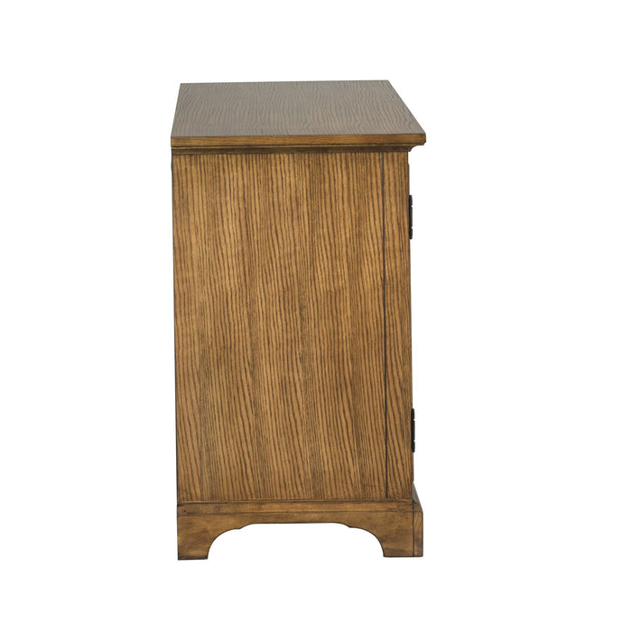 Beacon - Oak Entertainment TV Console - 44 Inch - Oak
