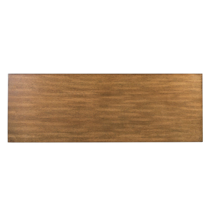 Liberty Furniture | Entertainment TV Console - 54 Inch - Oak in Washington D.C, NV 4396