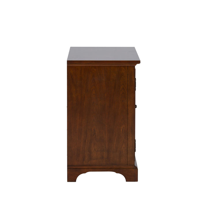 Liberty Furniture | Entertainment TV Console - 44 Inch - Cherry in Richmond Virginia 4378