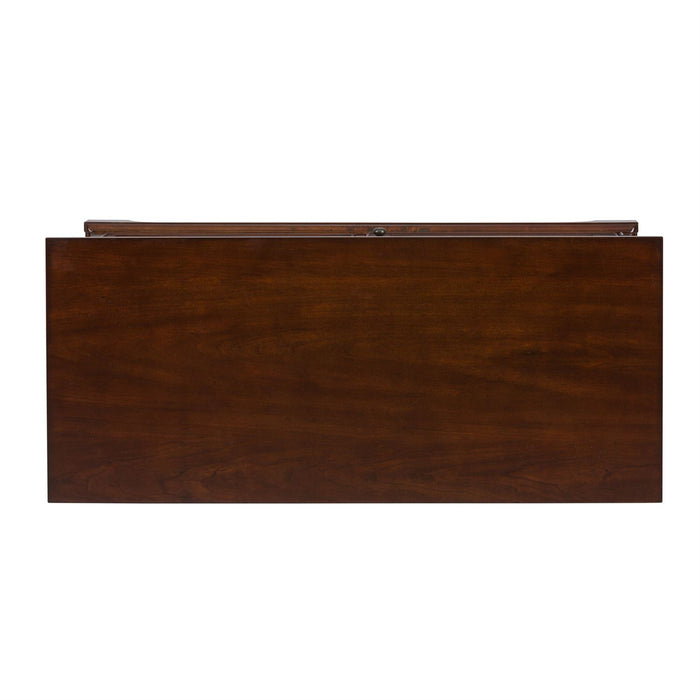 Liberty Furniture | Entertainment TV Console - 44 Inch - Cherry in Richmond Virginia 4379