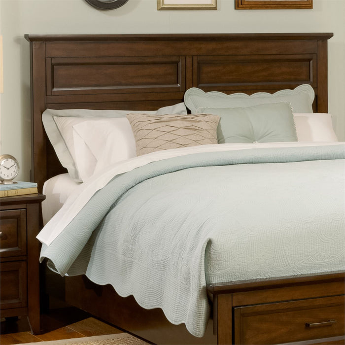 Liberty Furniture | Bedroom Queen Panel Beds in Frederick, Maryland 10447
