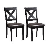Liberty Furniture | Casual Dining X Back Side Chair- Pack of 2 in Richmond,VA 19099