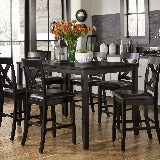 Liberty Furniture | Casual Dining 7 Piece Gathering Table Set in Winchester, VA 19114