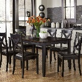 Liberty Furniture | Casual Dining 7 Piece Rectangular Table Set in Lynchburg, VA 19109
