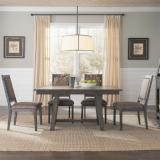 Liberty Furniture | Dining Opt 5 Piece Trestle Table Sets in Southern Maryland, Maryland 11580