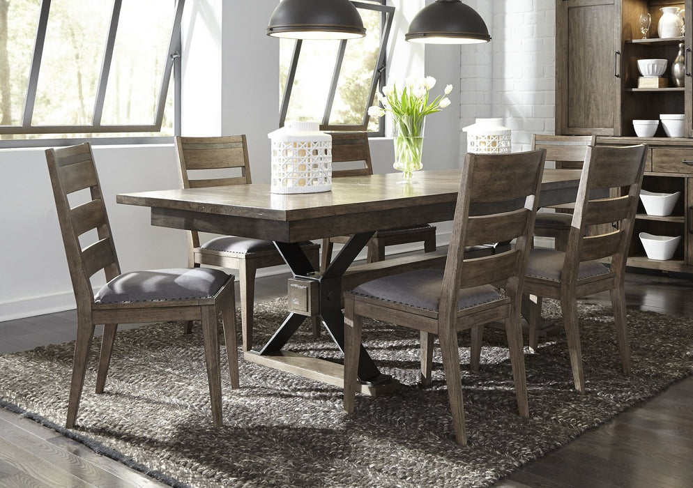 Liberty Furniture | Dining 7 Piece Trestle Table Sets in Pennsylvania 330
