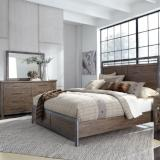 Liberty Furniture | Bedroom King Panel 5 Piece Bedroom Set in New Jersey, NJ 4963