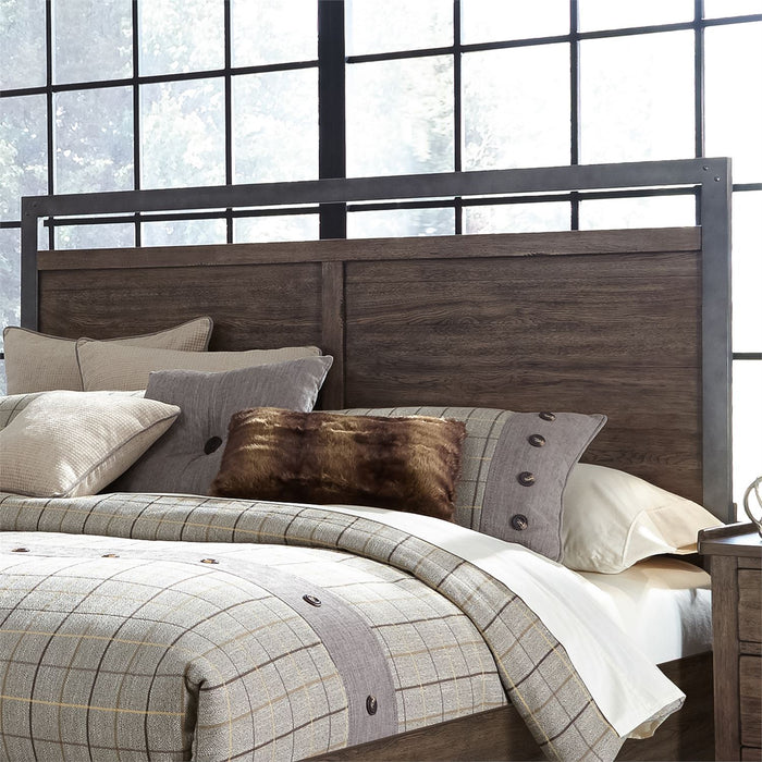 Liberty Furniture | Bedroom King Panel Bed in Charlottesville, Virginia 4751