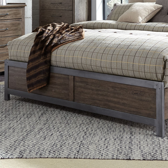 Liberty Furniture | Bedroom King Panel Bed in Charlottesville, Virginia 4753