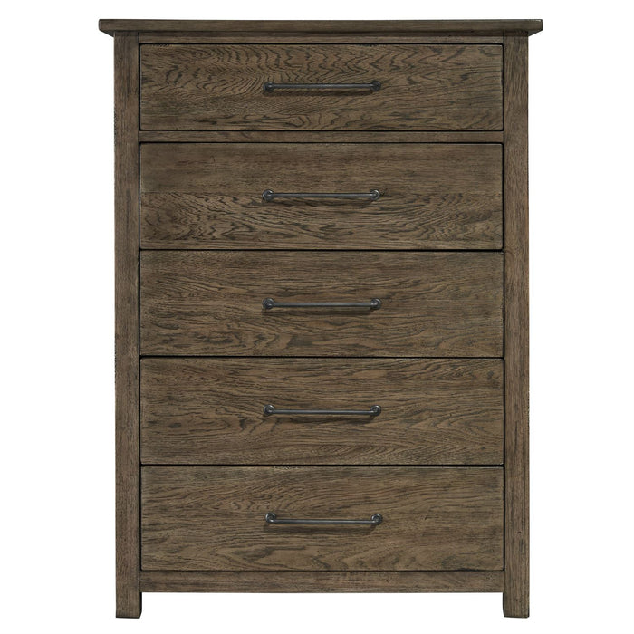 Liberty Furniture | Bedroom King Panel 5 Piece Bedroom Set in New Jersey, NJ 4969