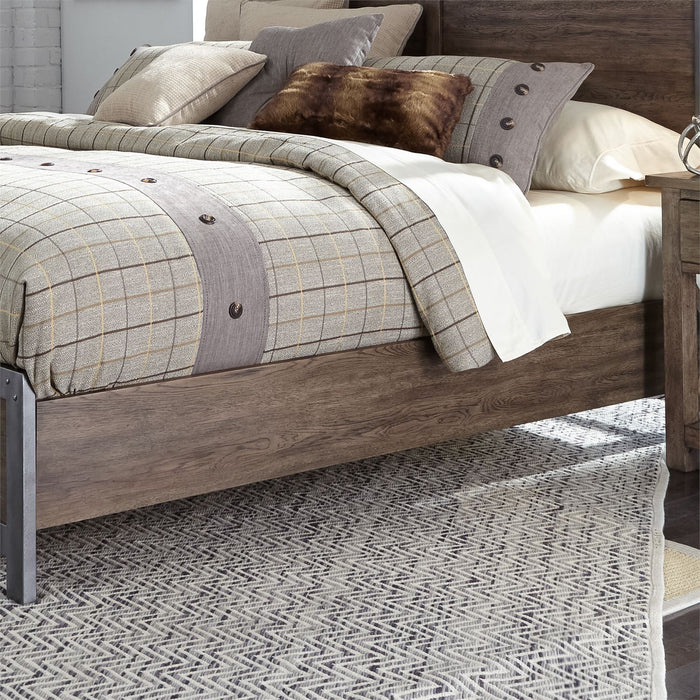 Liberty Furniture | Bedroom King Panel Bed in Charlottesville, Virginia 4754
