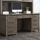 Liberty Furniture | Home Office Desk/Credenza in Charlottesville, Virginia 7592