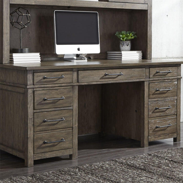 Liberty Furniture | Home Office Desk/Credenza in Charlottesville, Virginia 7593