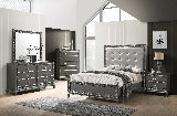 New Classic Furniture | Bedroom Queen Bed 5 Piece Bedroom Set in New Jersey, NJ 4861
