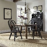 Liberty Furniture | Dining 5 Piece Rectangular Table Set in Baltimore, Maryland 19073