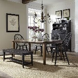 Liberty Furniture | Dining 6 Piece Rectangular Table Set in Frederick, Maryland 19077