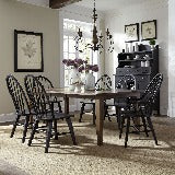 Liberty Furniture | Dining 7 Piece Rectangular Table Set in Baltimore, Maryland 19082
