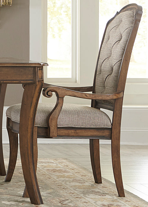 Liberty Furniture | Dining Upholstered Arm Chairs in Richmond Virginia 1186