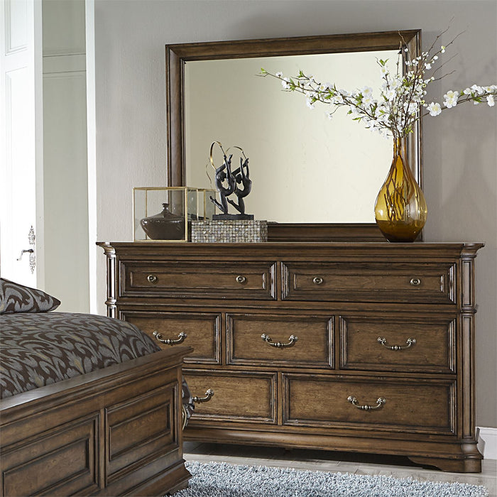 Liberty Furniture | Bedroom King Uph 4 Piece Bedroom Sets in Pennsylvania 2335