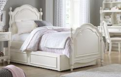 Legacy Classic Furniture | Youth Bedroom Summerset Low Post Bed Twin 3 Piece Bedroom Set in Annapolis, Maryland 10866