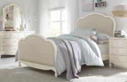 Legacy Classic Furniture | Youth Bedroom Victoria Upholstered Panel Bed Full 3 Piece Bedroom Set in Annapolis, Maryland 10879