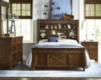 Legacy Classic Furniture | Youth Bedroom Vista Point Bookcase Bed Full in Lynchburg, VA in 10129