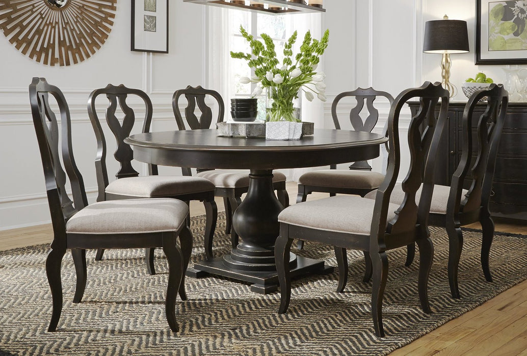 Liberty Furniture | Pedestal Table Set in Charlottesville, Virginia 55