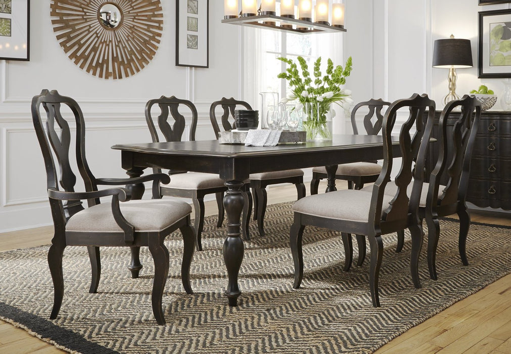 Rectangular Table Set in Fredericksburg, Virginia 57