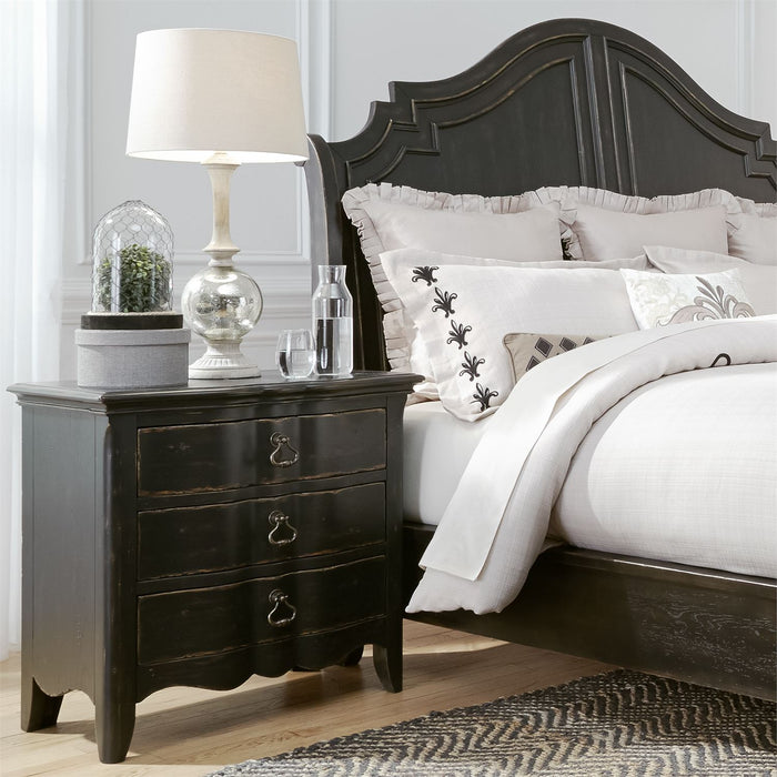 Liberty Furniture | Bedroom King Uph 4 Piece Bedroom Set in New Jersey, NJ 4660