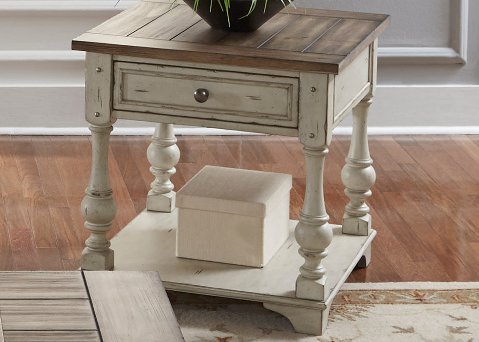 Liberty Furniture | Occasional End Table in Richmond Virginia 65