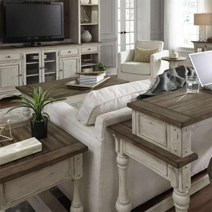 Liberty Furniture | 4 Piece Console Set in Charlottesville, VA 3690