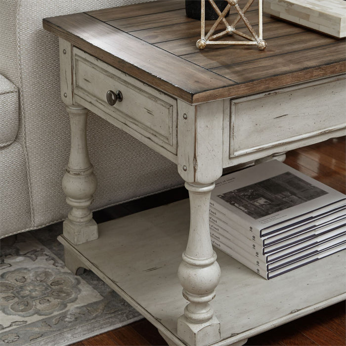 Liberty Furniture | Occasional End Table in Richmond Virginia 3679