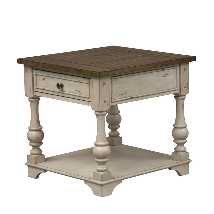 Liberty Furniture | Occasional End Table in Richmond Virginia 3680