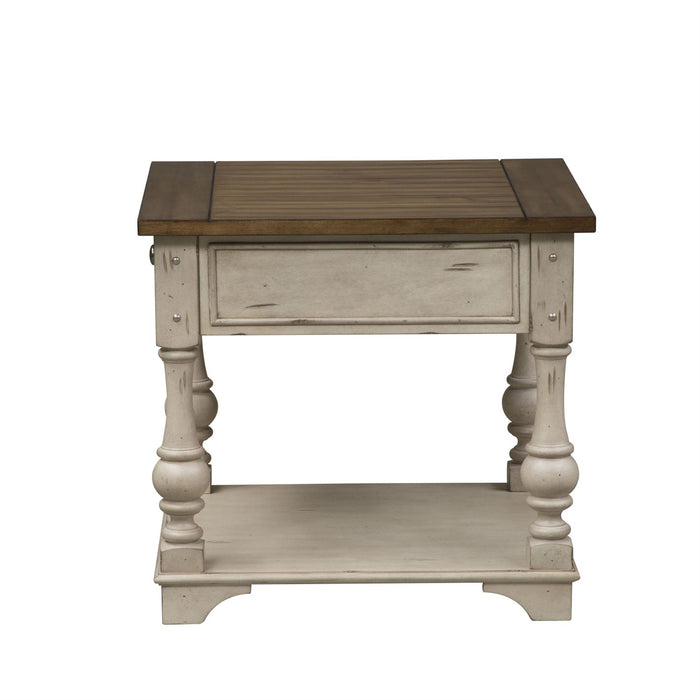 Liberty Furniture | Occasional End Table in Richmond Virginia 3681