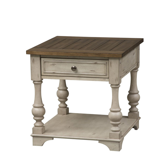 Liberty Furniture | Occasional End Table in Richmond Virginia 3682
