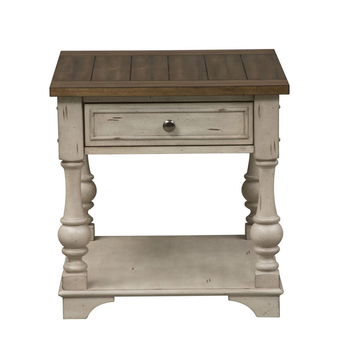 Liberty Furniture | Occasional End Table in Richmond Virginia 3678