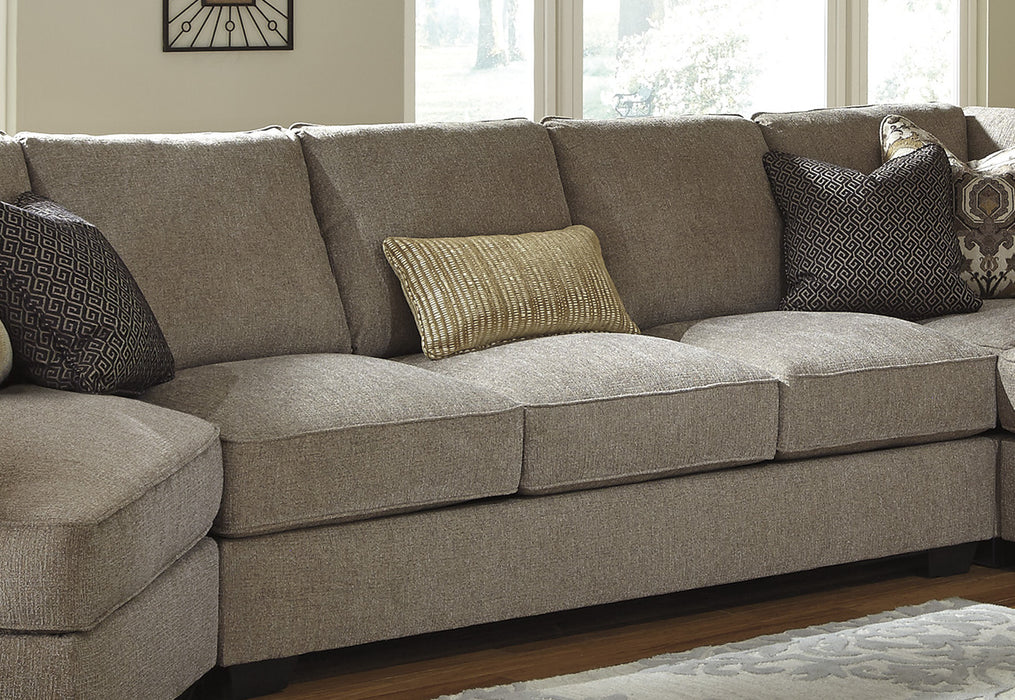 Ashley Furniture | Living Room 4 Piece Sectional With Left Cuddler in Pennsylvania 7440