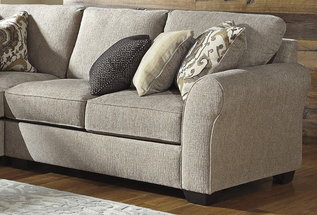 Ashley Furniture | Living Room 4 Piece Sectional With Left Cuddler in Pennsylvania 7441