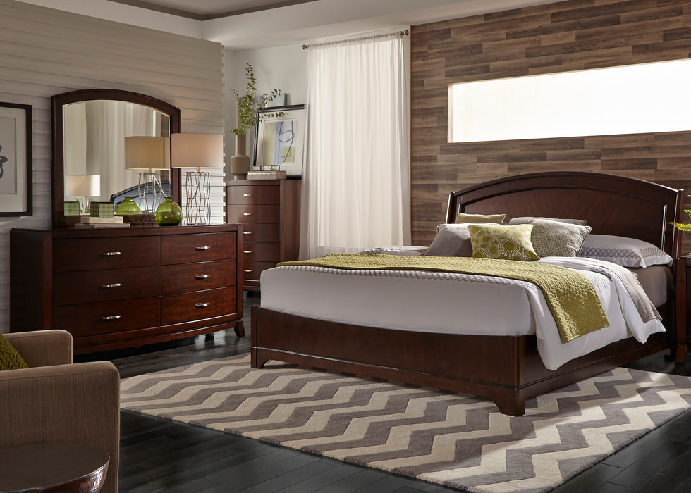Liberty Furniture | Bedroom King Panel 4 Piece Bedroom Sets in New Jersey, NJ 1135