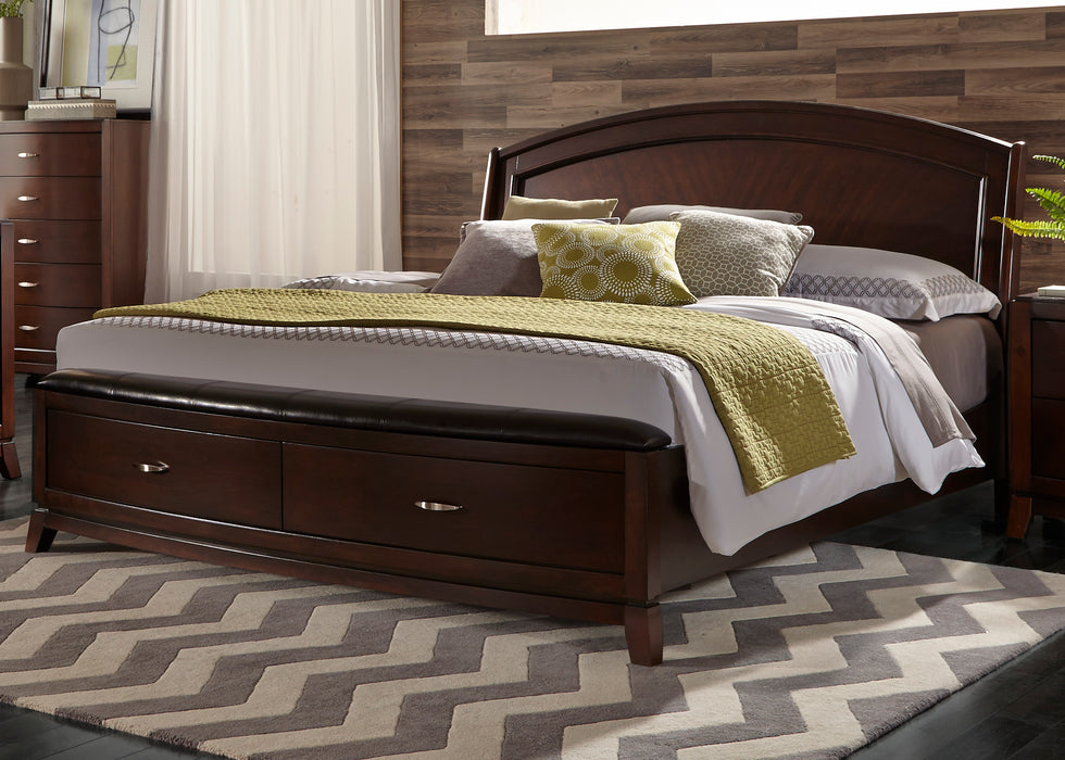 Liberty Furniture | Bedroom Queen Panel Storage Beds in Hampton(Norfolk), VA 1078
