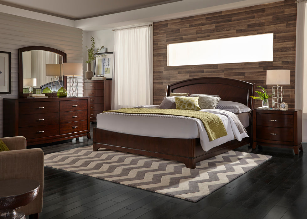 Liberty Furniture | Bedroom Queen Panel 5 Piece Bedroom Sets in Pennsylvania 1120