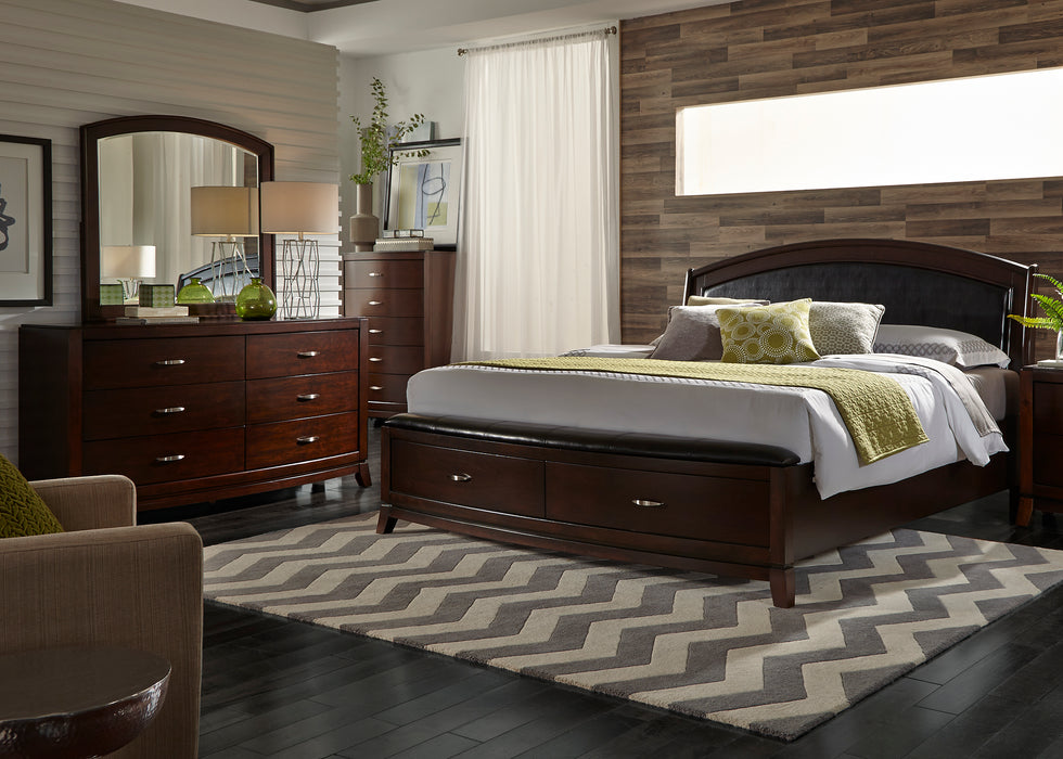 Liberty Furniture | Bedroom Queen Storage 3 Piece Bedroom Sets in Hampton(Norfolk), VA 1146