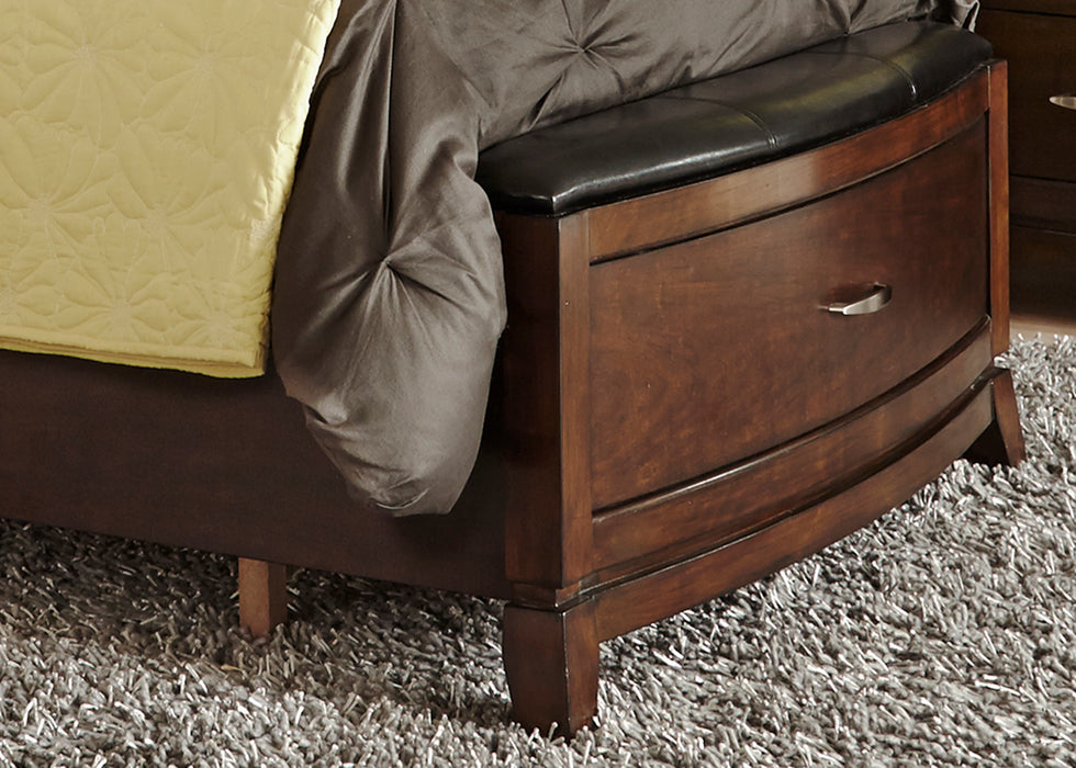 Liberty Furniture | Bedroom Twin Leather Storage Beds in Winchester, VA 94