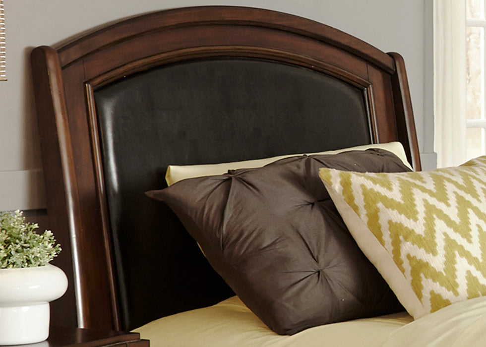 Liberty Furniture | Bedroom Twin Leather Storage Beds in Winchester, VA 93