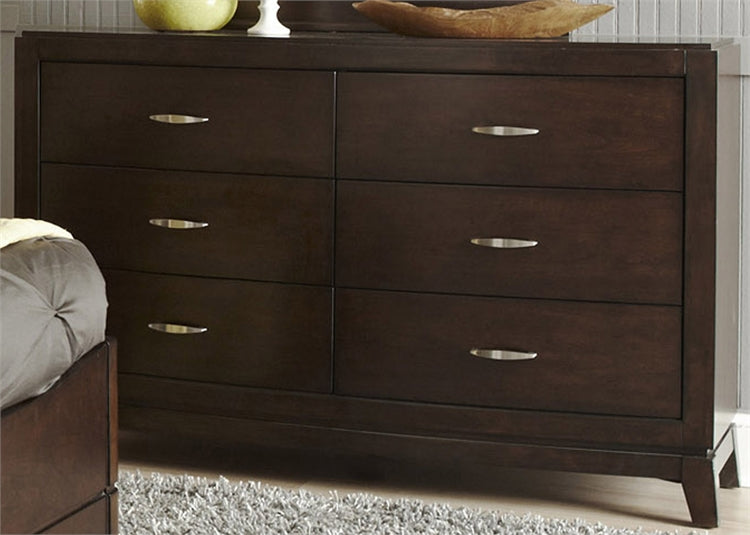 Liberty Furniture | Bedroom Full Panel Beds, Dresser & Mirror in Southern MD, MD 105
