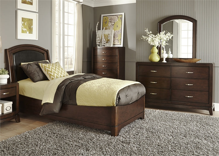Liberty Furniture | Bedroom Full Leather 3 Piece Bedroom Sets in Fredericksburg, VA 110
