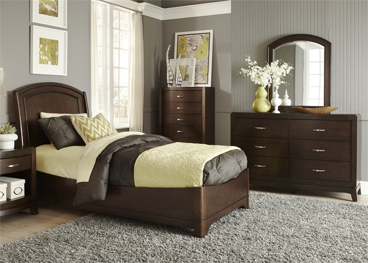 Liberty Furniture | Bedroom Full Panel Beds, Dresser & Mirror in Southern MD, MD 104